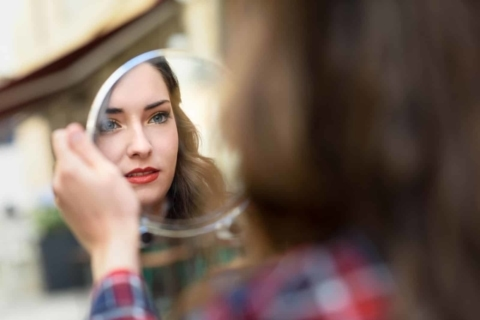 Looking in the mirror – my road to facial feminization surgery