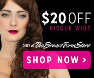 Breast Form Store Black Friday Wigs