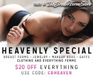 Breast Form Store - TG Heaven