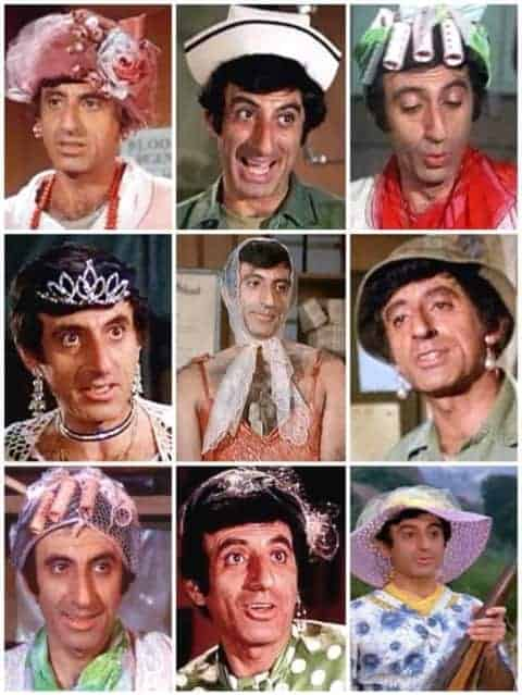 Corporal Klinger:  A Man in a Dress