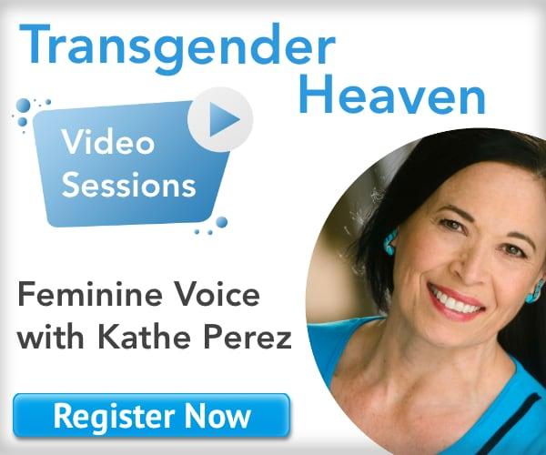 Video Sessions - Feminine Voice