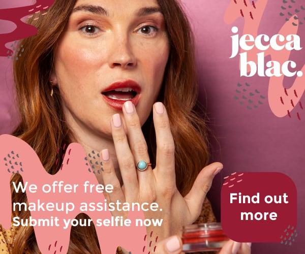 Jecca Blac Makeup Assistance